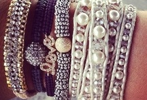 Jewelry & accessories. / by Hannah Hass