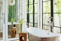 Bathrooms / Ideas for my bathroom remodel / by Stella Clavecilla