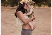Maternity + Family Photo's  / by Julia Bernard