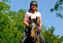 Trail Rides With My Horse / by Riders4Helmets