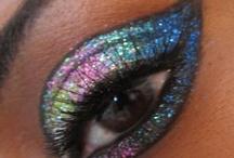 Make up. / by Megan Johnston