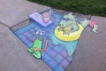 Art - Street Art / by Tracy Lemaster