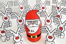 Happy Christmas/Ideas / by Ela Zito