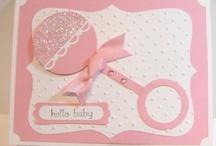 Cards - Baby / by Karen Revel