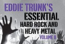 Eddie Trunk's Metal Picks / In the much-anticipated sequel to the bestselling Eddie Trunk's Essential Hard Rock and Heavy Metal, Trunk picks up where he left off by featuring 35 new bands, both legendary and forgotten, and sharing his passion for all things metal. http://www.abramsbooks.com/eddietrunk2 #eddietrunk2 / by ABRAMS
