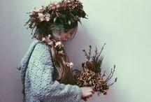 les fleurs / by Sarah Prall