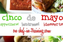 Mexican Food, Tex Mex and American Mex / by Marcia Snapp