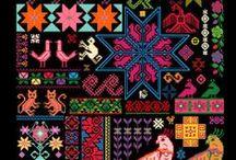 Patterns / by Mati Rose McDonough