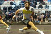 PSA World Tour / Men's Professional Squash - videos and images / by Squash Source