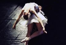 My love for dance  / by Liz Voss