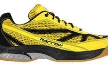 Harrow Squash Shoes / by Squash Source
