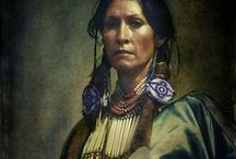 Native Soul, Native Heart / All the beauty, wonder, talents, strengths, history & struggles of my beautiful native heritage. / by Rebecca Price