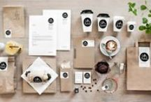 Identity&Branding / Color palettes, business cards, letterhead, logos, etc. / by Sara Bennett