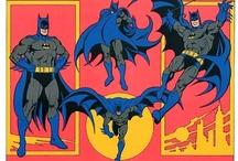 Holy Pinterest Batman!!...Batman is the best! / by Sonya Tucker