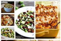 Thanksgiving Recipes and Crafts / Thanksgiving decor/crafts/food. / by Sadie Lankford