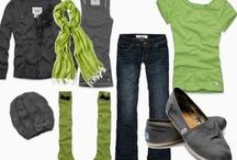 Fashion & Style I Like: Fall/Winter Wear / by Cheryl Ebbinghaus