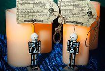 Dia De Los Muertos HalloWedding / Dia de Los muertos, halowedding, Halloween weddings. Ideas decorations food dresses  / by Breanna Bafford