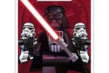 Lego Star Wars 6th birthday ideas  / Lego Star Wars Birthday ideas  / by M K