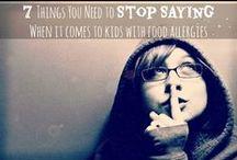 Food Allergy Resources / by Sadie Lankford