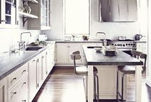 Kitchen and Dining. / Rooms where food is created or savoured. / by Chelsea Skye Mills