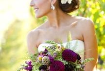 Bouquets de mariage / Des idées de bouquets de fleurs pour votre mariage... pour la mariée et la demoiselle d'honneur / by Occasion du Mariage ODM