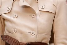 FASHION: Military & Trench Coats / by Meranda Devan
