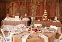 Décoration de mariage pour la table et la salle  / by Occasion du Mariage ODM