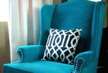 Color Ideas / Be inspired by our favorite paint colors and home decor hues. / by HGTV