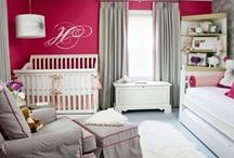 Nurseries / See our favorite nursery themes and unique decorating ideas for baby rooms. / by HGTV