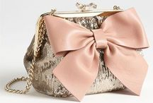 PURSE~a~LICIOUS / Life without a fabulous purse??? Not gonna happen! / by Jackie .>