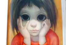 Margaret Keane Eyes / by LWrightG