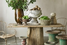 European Decor / by Cathie Flewellen