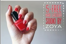 Zoya Fan Swatches and Collections / A place for Zoya Fans to post and share their own pictures and swatches of Zoya Nail Polish. Show us how YOU wear Zoya! / by Zoya Nail Polish