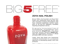 Nail Polish News / The latest on Zoya Nail Polish! Features straight from our Blog and top beauty, fashion and style magazines. / by Zoya Nail Polish