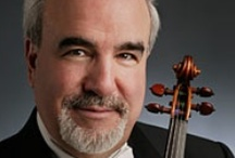 Our Concertmaster: Glenn Dicterow / A look at our New York Philharmonic Glenn Dicterow. Check nyphil.org for his upcoming performances! / by New York Philharmonic