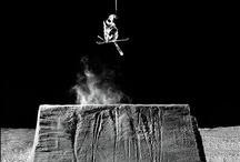 Skiing/Climbing / by Kent Lovén