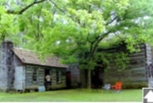 Alabama:  Counties - St. Clair / All things related to St. Clair County, AL including but not limited to historical markers, photographs, churches, maps, cemeteries, and more! / by The Southern Genealogists