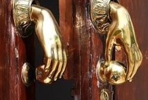 hands / by Nina McDonald