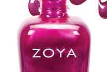 Zoya Nail Polish Cashmeres & Satins - Fall 2013 Edition / by Zoya Nail Polish