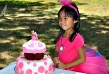 Great Birthday Party Ideas! / Ideas to host fun at-home birthday parties for kids! / by Sharon Rowley- Momof6