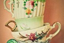 Time to Tea / by Susan Krutsky