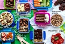 Kids lunch / by Tonya Campbell