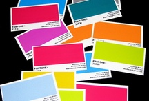 Pantone Univers / by Lagon Rouge