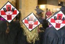 Nursing School Graduation Ideas / by Tassel Toppers