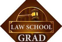 Law School Graduation Ideas / by Tassel Toppers