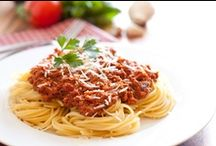 pasta / by Mel Zuidema