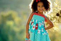Girls' Fashion  / #girls #style #fashion #kids #clothes #clothing #shoes / by Thandi Dlodlo