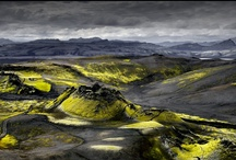 Iceland • Ísland / Went July 29 - August 10, 2013... Twice would be even nicer.  ;) / by lofi
