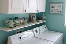 Home: Laundry Room / by Kim Oliver