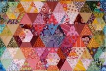 Quilting / by Tanis Gray